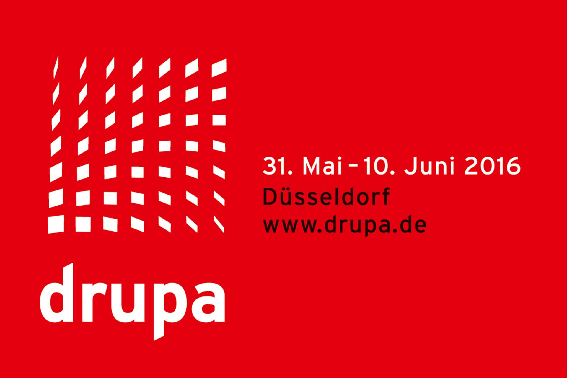 Drupa - weltgrößte Druckmesse