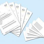 Lettershop - personalisierte Briefe vom Druck bis zum Versand
