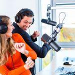 Radiostudio, Tonstudio, Radio, Aufnahmne