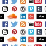 Social Media, Icons