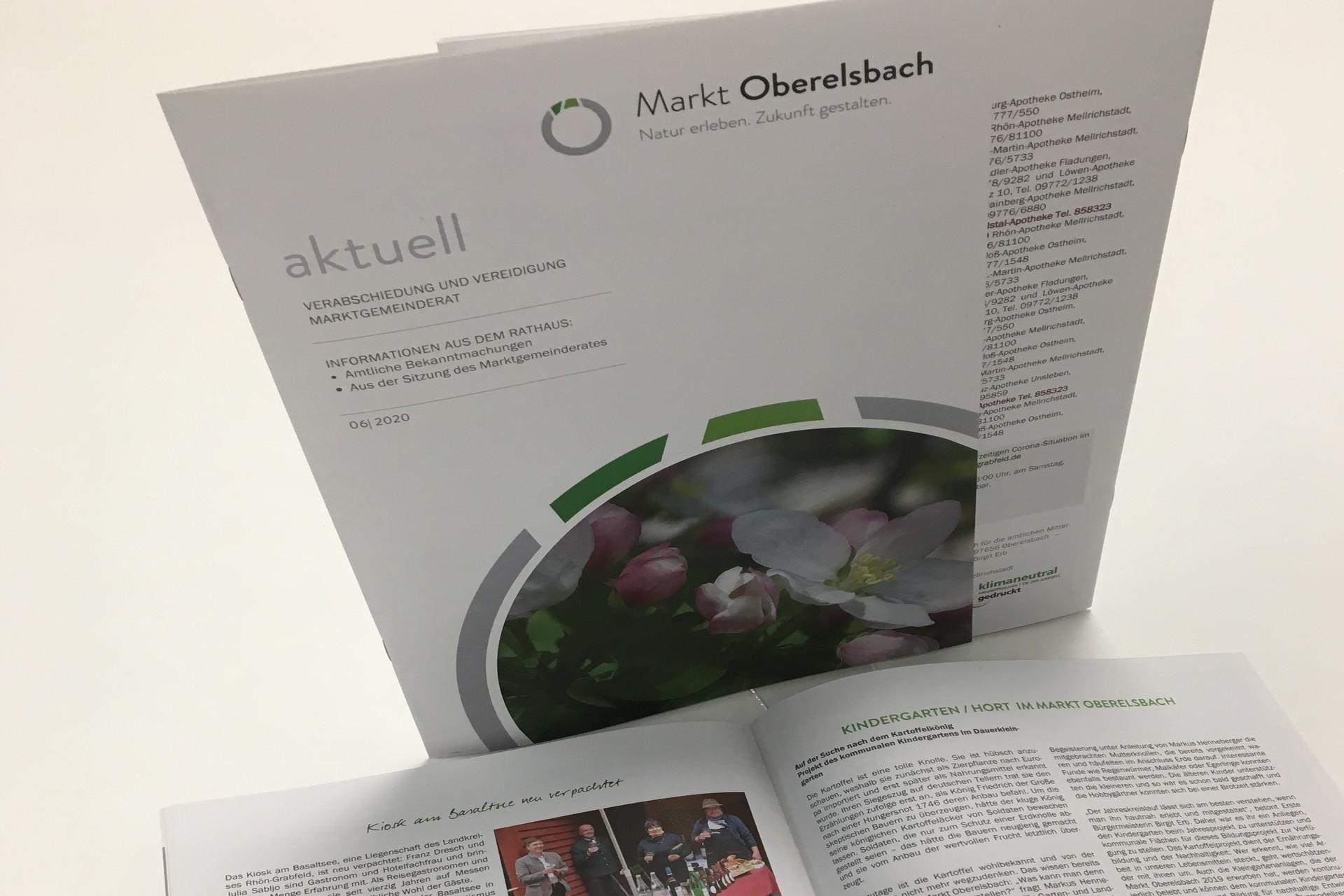 Mitteilungsblatt, Stadtmagazin